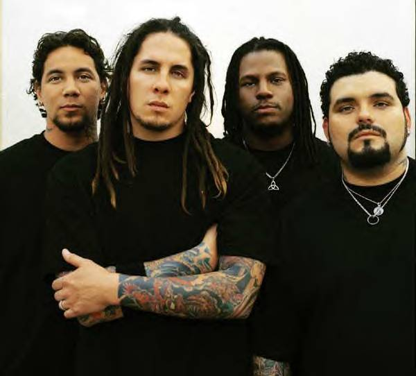 Sonny Sandoval Lead Singer Of The Group Pod Payable On Death